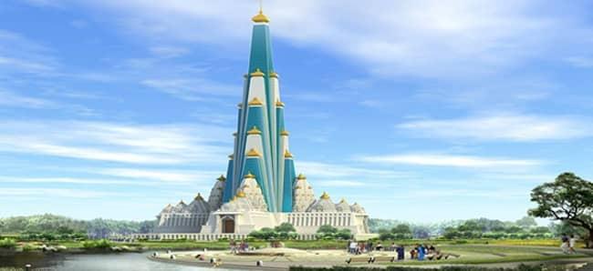 vrindavan-chandrodaya-temple-1